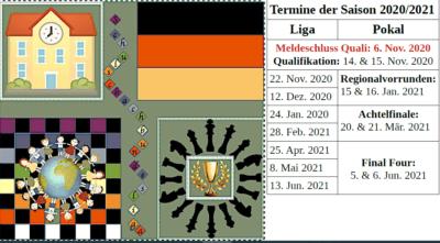 Schulschach-Online in Krefeld?
